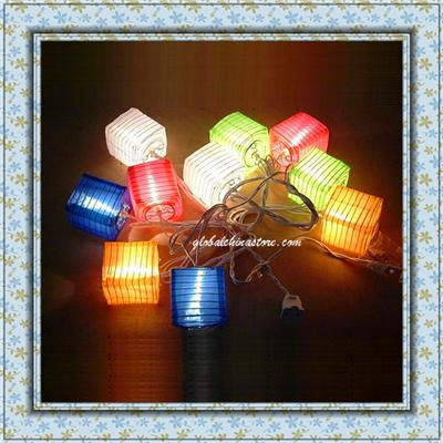 Party Lanterns String Light
