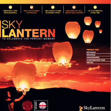 Sky Lanterns-Kongming Lanterns