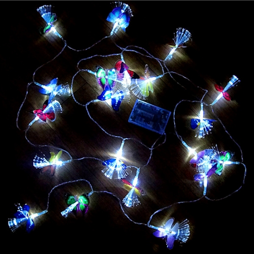 Optical fiber String Lights