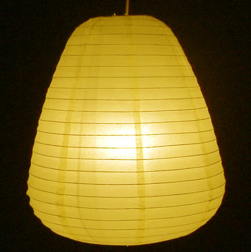 Earring paper lanterns