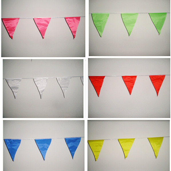 Party Silk Bunting