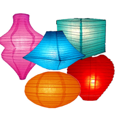 Shape paper Lanterns wholesale