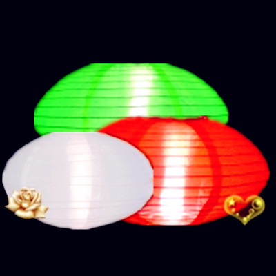 Saturn Nylon Lanterns