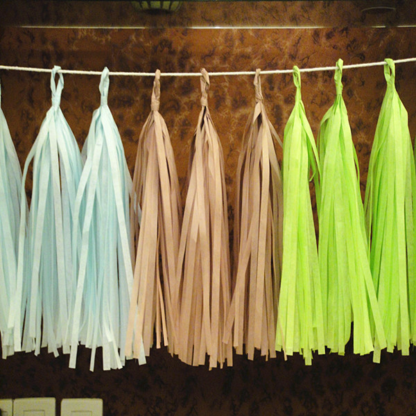 Wholesale Paper Tassel By Case