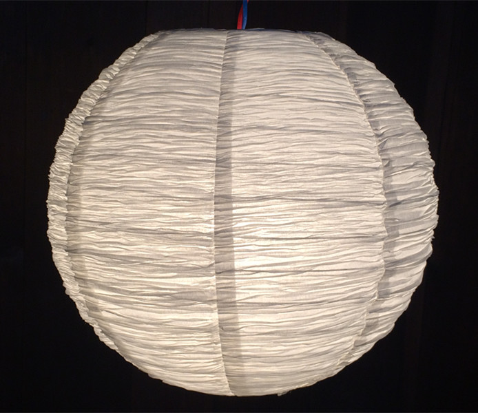 Kadin pleat paper lanterns