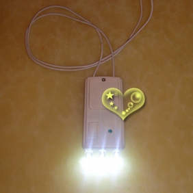 3 LED WHITE LIGHT