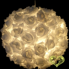 12 white rose flower lantern 12 white rose flower lantern 12fl wh 12 mightylinksfo