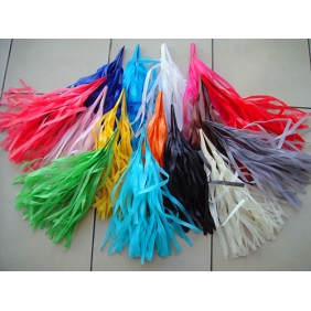 24 colors mixed for Paper Tassel samples
