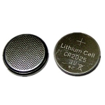 Cr2025 Lithium Battery(5 pack)