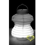 Moon Girl 3Led Battery Lantern-white