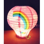 Air Balloon 3Led Battery Lantern