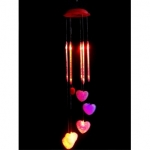 5 Heart Flash Led Fluorescent stick