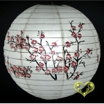 "16""Japan's cherry blossoms Paper Lantern"