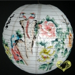 "16"" The fine spring day Paper Lantern"