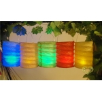 Led Candle Paper Lanterns(set of 5 )