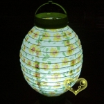 "7"" Kawaii Sun flower Battery Lantern"