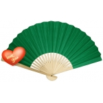 "9"" Grass Paper Hand Fans(200 of case)"