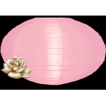 "16"" Saturn Nylon Lanterns-PINK"