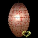 "12"" Kawaii Cherry Paper Lantern"