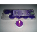 Lavender Tea Lights Candles(pack of 10)