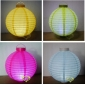 "16"" Led Battery Paper Lanterns (Bulk 16 of case)"