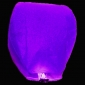 Tradition Flying Sky Lanterns-Purple