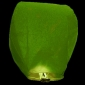 Tradition Flying Sky Lanterns-Green