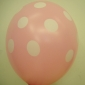 "12"" Dot Led Flash Light Up Balloon (5 Balloons)"