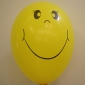 "12"" Smile Led Flash Light Up Balloon (50 x 5 balloon)"