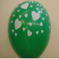 "12"" Hearts Led Flash Light Up Balloon (50 x 5 balloon)"