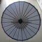 "Wholesale 32"" Dove Paper Parasol (100 of box)"
