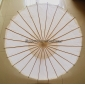 "Wholesale 32"" Beige Paper Parasol (100 of box)"