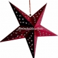 "24""Violet optical maser Star Lantern"