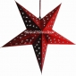 "24"" Red optical maser Star Lantern"