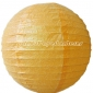 "12"" Yellow Glitter Paper Lanterns"