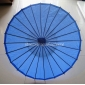 "Wholesale 32"" Dark Blue Paper Parasol (100 of box)"