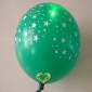 "12"" Starry Led Flash Light Up Balloon (50 x 5 balloon)"