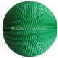 "8"" Forest Green Accordion Paper Lanterns"