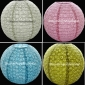 "12"" Eyelet Paper Lanterns wholesale(150 of case)"