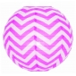 "12"" Violet wave lines Paper Lanterns wholesale ( 150 of case)"