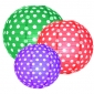 "12"" Polka Dot Paper Lanterns wholesale (150 of case)"