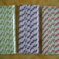 Wholesale Polka Dots Paper Straws9(120bags)