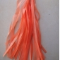 Peach Paper Tassel (set of 5)
