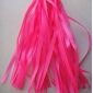 Fuchsia Paper Tassel (set of 5)