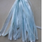 Ice Blue Paper Tassel (set of 5)