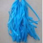 Turquoise Paper Tassel (set of 5)