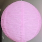 "12""Diy Changing Shapes paper lantern-pink"