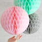 "Wholesale 12"" paper Honeycomb lanterns (150 of case)"