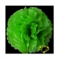 "18"" Tissue Paper Pom Poms Ball - Lime(4 pieces)"