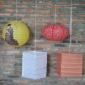 Japanese Paper Lantern set decor(4 of pack)